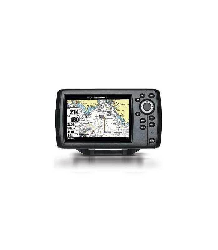 LECTEUR DE CARTE GPS HELIX 5