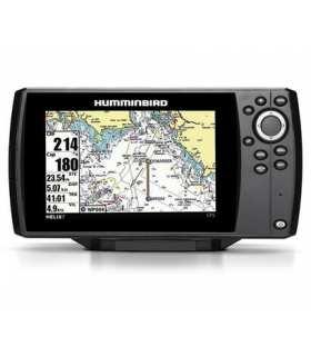 LECTEUR DE CARTE GPS HELIX 7 CHART PLOTTER