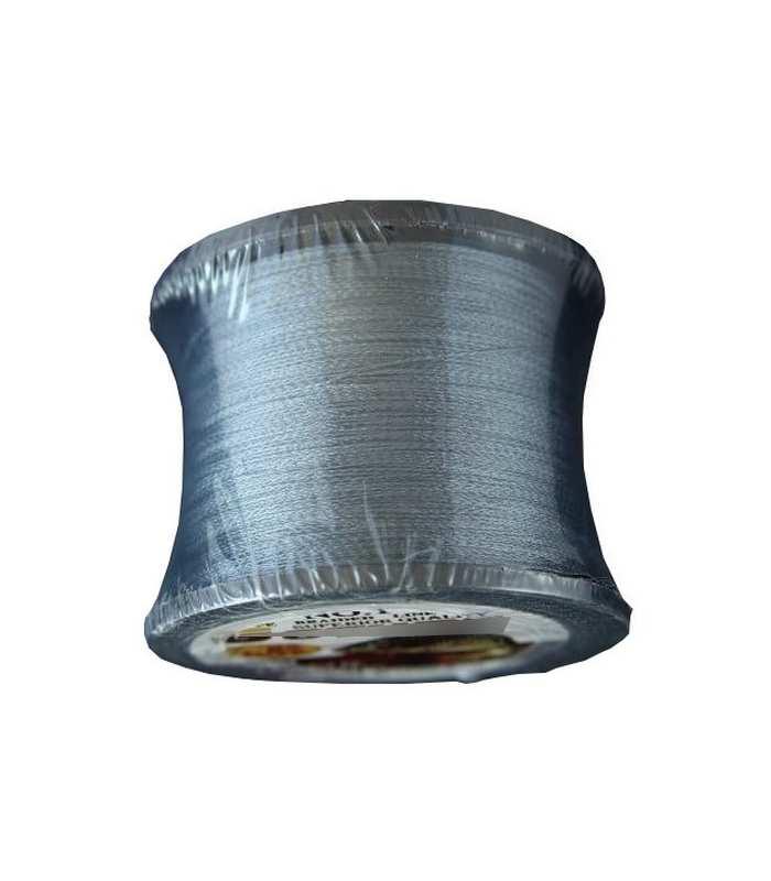 Tresse grise bobine de 300 M