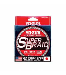 YO-ZURI - TRESSE SUPERBRAID 8X