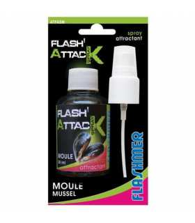 FLASHMER - ATTRACTANT FLASH ATTACK 5 PARFUMS