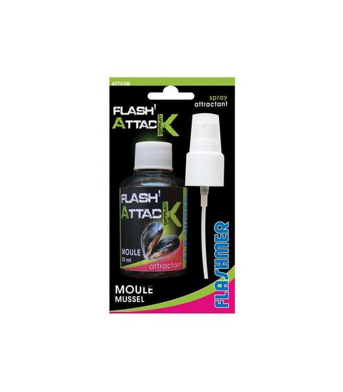 FLASHMER - ATTRACTANT FLASH ATTACK