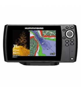 HUMMINBIRD - Sondeur GPS Chirp Helix 7G2 DI