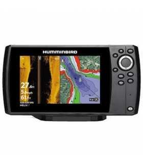HUMMINBIRD - SONDEUR GPS HELIX 7G2 SI + SONDE TA