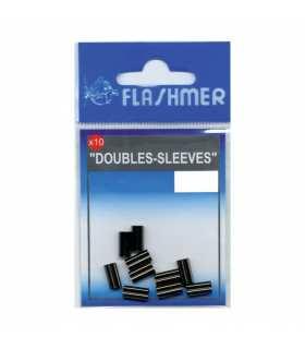 FLASHMER - DOUBLES SLEEVES PAR 100
