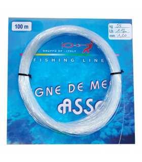 ASSO - Nylon   LIGNE DE MER CLASSIC 100M