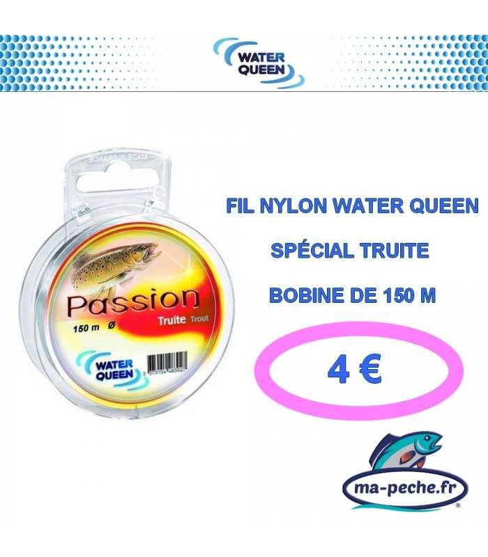 NYLON PASSION TRUITE WATER QUEEN 150M