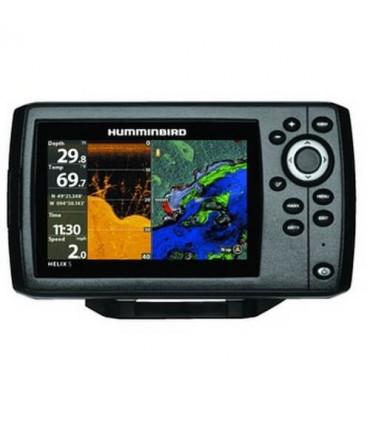 Sondeur GPS electronique a bord